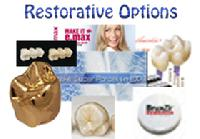 Restorative options